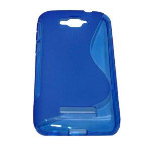 CASE ALCATEL C7 BLUE