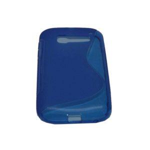 CASE ALCATEL C5 BLUE