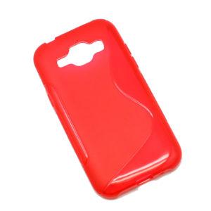 CASE SAMSUNG J1 RED